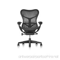 Herman Miller Mirra 2 Chair - Tilt Limiter and Seat Angle TriFlex Back - B01DGHTTJG