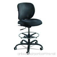 Safco Products 3394BL Vue Heavy Duty Stool (Optional arms sold separately) Black - B009YUXO78