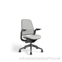 Steelcase 435A00 Series 1 Work Chair Office  Nickel - B078HDP8NY