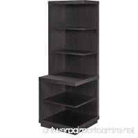 Ameriwood Home Fremont Audio Stand/Bookcase Espresso - B00AEUK8RQ