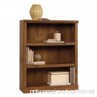 Sauder 410372 Select 3-Shelf Bookcase  Oiled Oak Finish - B004HB7DI0