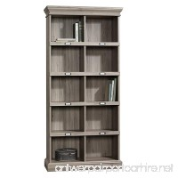 Sauder 414108 Tall Bookcase  Salt Oak - B00HGF43ZU