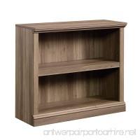 Sauder 420179 2-Shelf Bookcase 2  Salt Oak - B01GQO20PG