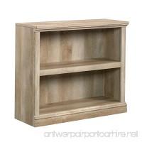 Sauder 420180 2-Shelf Bookcase 2  Lintel Oak - B01GQOB1C4