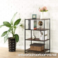 Zinus Modern Studio Collection 4-Shelf Multipurpose Bookcase - B01D549EUE