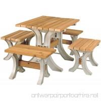 2x4 Basics Hopkins AnySize Table  Sand - B000BDG7UI