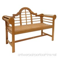 Achla designs 4-foot lutyen bench - B0021YKM7O
