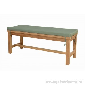 Anderson Teak Madison Backless Bench without Cushion 48 - B019H36U2M
