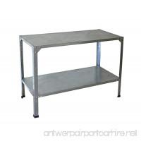 Palram 2-Tier Steel Work Bench - B003NJIC5K
