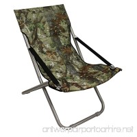 Preferred Nation Portable Padded Recliner Beach Chair Camo - B01GYGIMUI