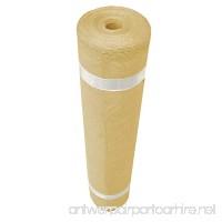 Coolaroo Extra Heavy Shade Fabric Roll  12' x 50'  Wheat - B002R5A1GY