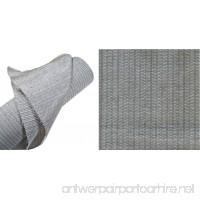 Coolaroo Heavy Shade Fabric Roll 6ft x 15ft Grey - B000P7JL1W