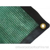 directshade DIR 70% UV Shade Cloth Green Premium Mesh Shadecloth Sunblock Shade Top Quality Panel 12ft x 20ft - B01LWIWVR1