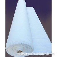 SHANS 90% UV Resistant Fabric Shade Cloth Pure White 10 ft By 10 ft With Clips Free - B015HYZ0RQ
