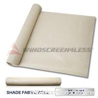 Windscreen4less Beige Sunblock Shade Cloth 95% UV Block Shade Fabric Roll 8ft x 15ft - B00NTF6J30