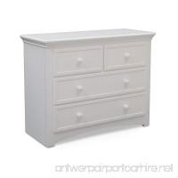 Serta 4 Drawer Dresser  Bianca - B017WKERFY