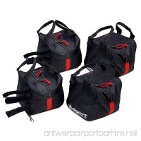 GigaTent Canopy Weights Bag Cube - Heavy Duty - Leg Weights For Pop Up Canopies - B07CMJCF93