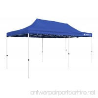 GigaTent The Party Tent Canopy 10 x 20-Feet Blue - B005IVEAJS