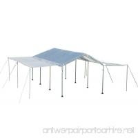 ShelterLogic MaxAP Canopy Extension Kit  White  10 x 20 ft. - B001G7Q1Y0
