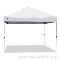 Z-Shade 10' x 10' Straight Leg Instant Shade Peak Canopy - B079Z5Y4SQ