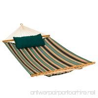 13' Reversible Sunbrella Quilted Hammock - - B01CJTHSQI