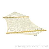 Algoma 11 ft. Cotton Rope Hammock - B00F545OP2