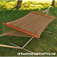 Algoma 4910 Two Point Tight Weave Caribbean Hammock - B000JNJJV4
