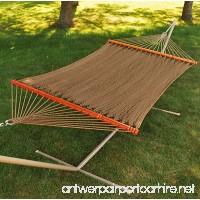 Algoma 4910 Two Point Tight Weave Caribbean Hammock - B000JNJJV4