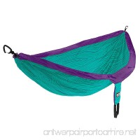 ENO Eagles Nest Outfitters - DoubleNest Print Portable Hammock for Two - B074JNMP6T