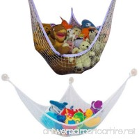 FEITONG(TM) 50 x 34 x 34 inches Deluxe Pet Storage Corner Stuffed Animals Toys Toy Hammock - B012RZIJCQ