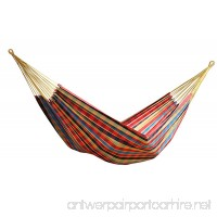 Vivere Brazilian Style Double Hammock  Paradise - B004YJCBZU