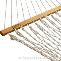 Hatteras Hammocks Deluxe Polyester Rope Hammock - B000BYEIRG