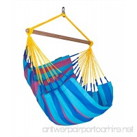 LA SIESTA Sonrisa Wild Berry - Weather-Resistant Basic Hammock Chair - B00O3OCVLU