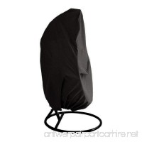 Layli Cocoon Egg Chair Cover 420D Oxford Fabric With A 100% Waterproof Finish To Offer Fantastic Protection - B07FND1MTB