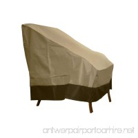 "Patio Armor Highback Chair Cover  33"" L x 28"" W x 33"" H  (Discontinued by Manufacturer) - B008MVU86K"