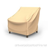 Rust-Oleum NeverWet Patio Chair Cover  Medium (Tan) - B076VXWGMK