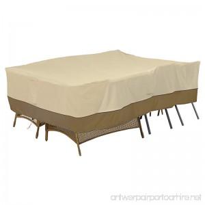 Classic Accessories 55-577-011501-00 Veranda 140 x 70 General Purpose Patio Furniture Cover X-Large - B019NTE310