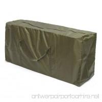 Labellevie 210D Patio Furniture Storage Bag Christmas Tree Storage Bag Furniture Seat Cushion Heavy Duty Lightweight Carry Case (173cm x 76cm x 51cm) - B07F2DKWYL