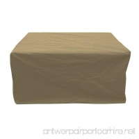 Outdoor GreatRoom Company CVR5427 Rectangular Polyester Cover 56x27Inches - B073PLGNFF