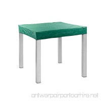 CoverMates – Square Table Top Cover – 36W x 36D x 6H – Classic Collection – 2 YR Warranty – Year Around Protection- Green - B01LY2PIUL