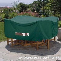 Weather Wrap Round Table & Chairs Cover - B0047YC8EG