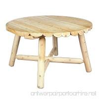 Cedarlooks 0200013 Log Round Dining Table 48-Inch - B002EX4YFI