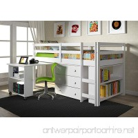 Donco Kids Low Study Loft Bed - B012B645ME