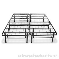 Best Price Mattress New Innovated Box Spring Metal Bed Frame  Queen - B00HCZ0YGG