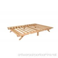 KD Frames Fold Platform Bed - Twin - B001IPVWGM