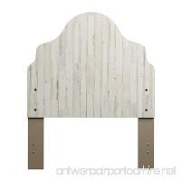 Sauder 419592 Headboard Twin Painted Plank - B01DWFOPIC