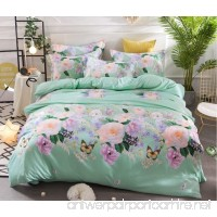 BEIRU New Tencel Four Sets Of Cotton Activity Printing Double Bed Supplies 2 Meters Quilt Sheets ZXCV (Color : 4 Size : 200230cm) - B07FJQDJPP